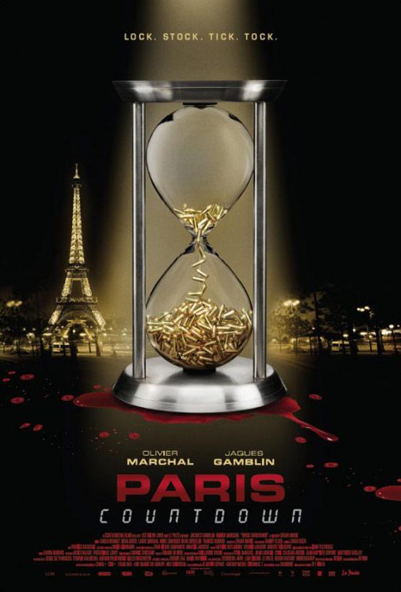 Paris Countdown Poster #1