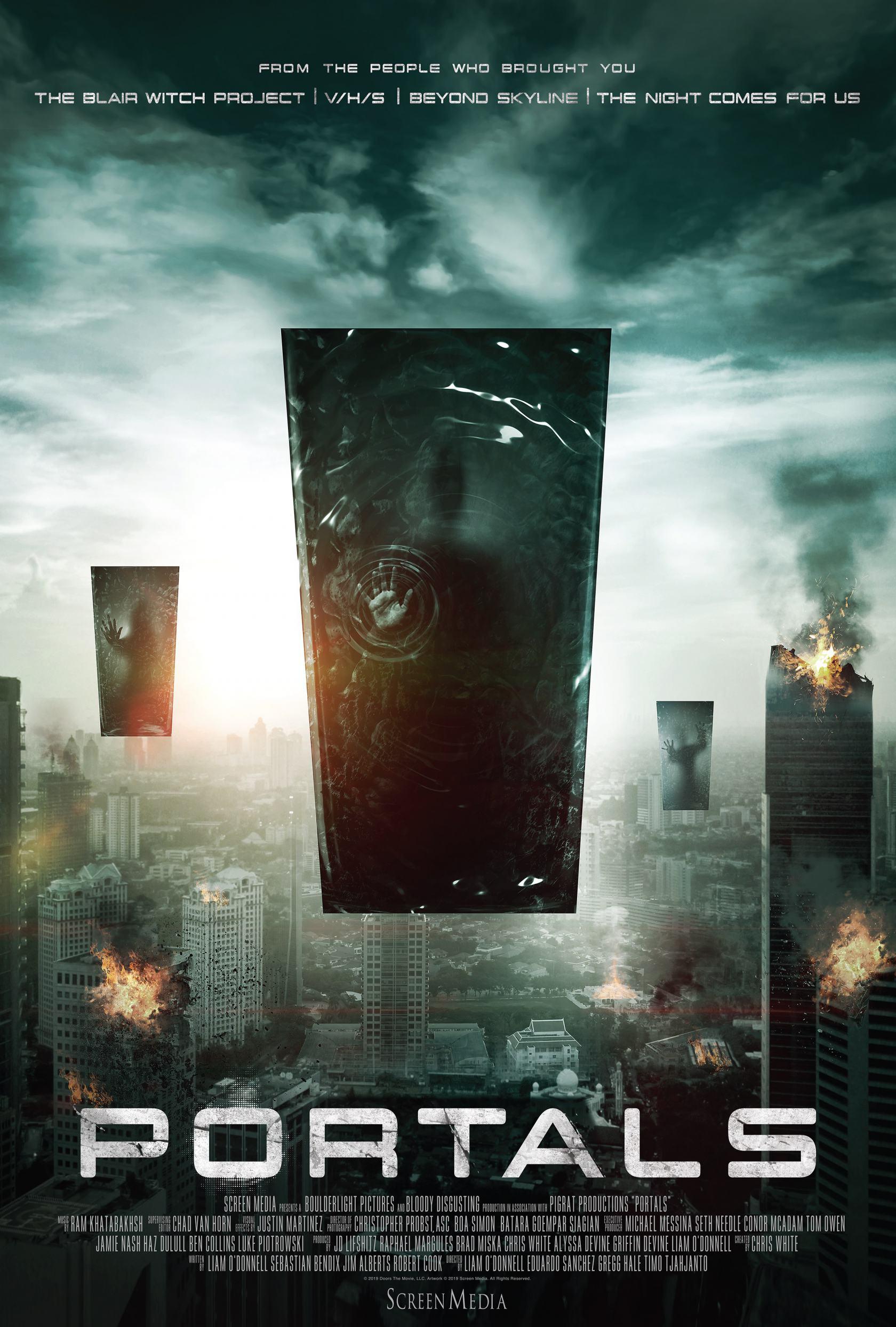 Portals Poster #1