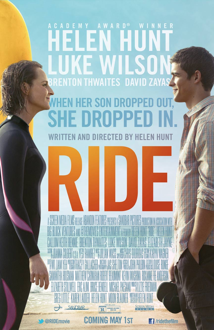 Ride Poster #1