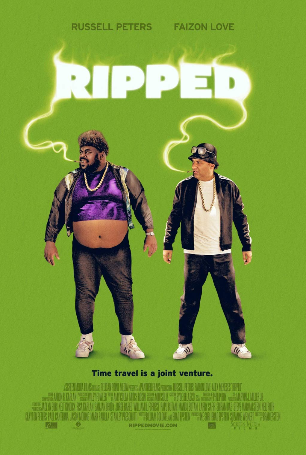 Ripped Poster #1