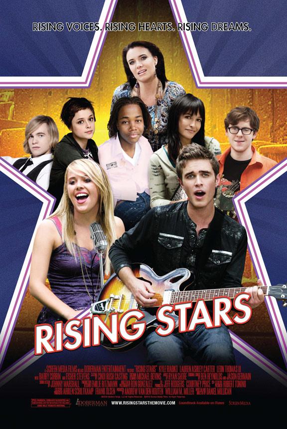 Rising Stars Poster #1