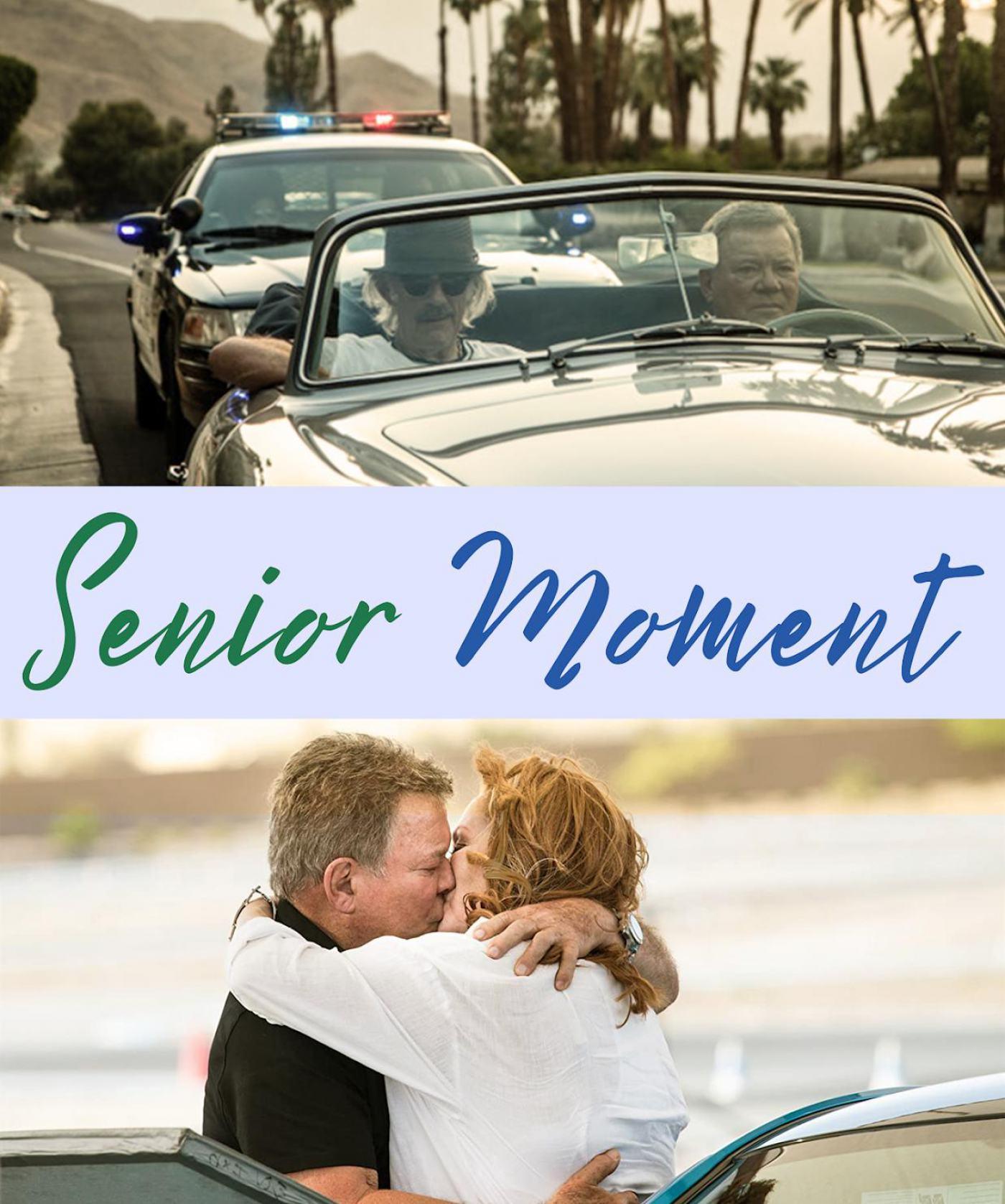Senior Moment Poster #1