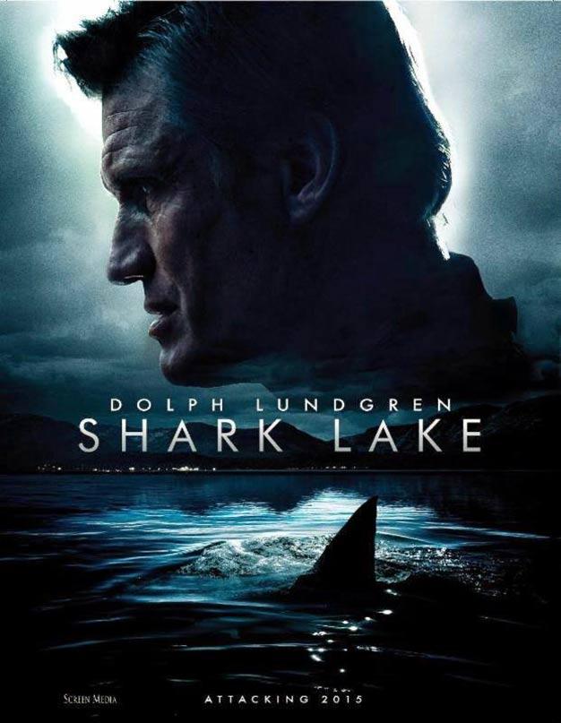 Shark Lake Poster #1