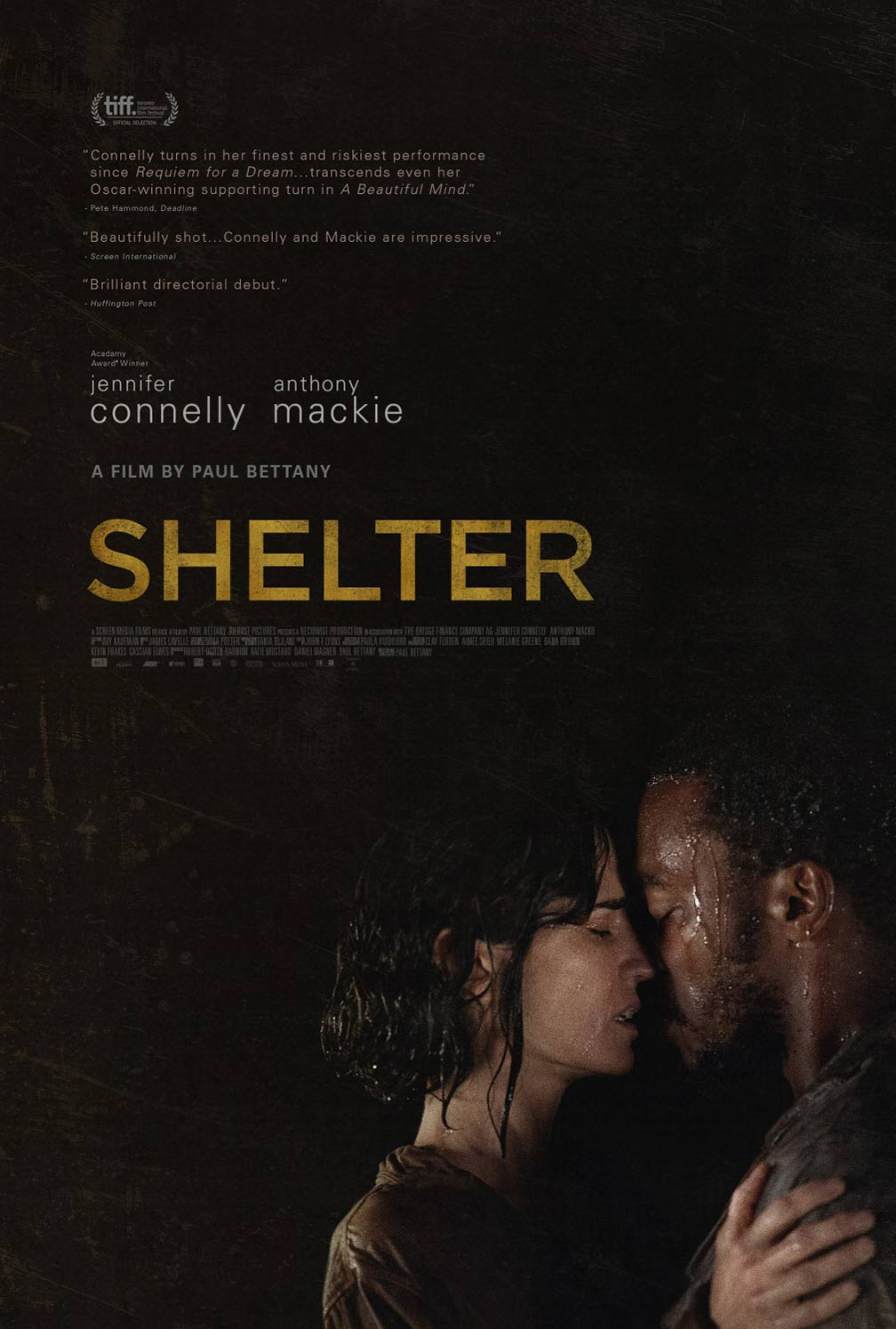 Shelter Poster #1