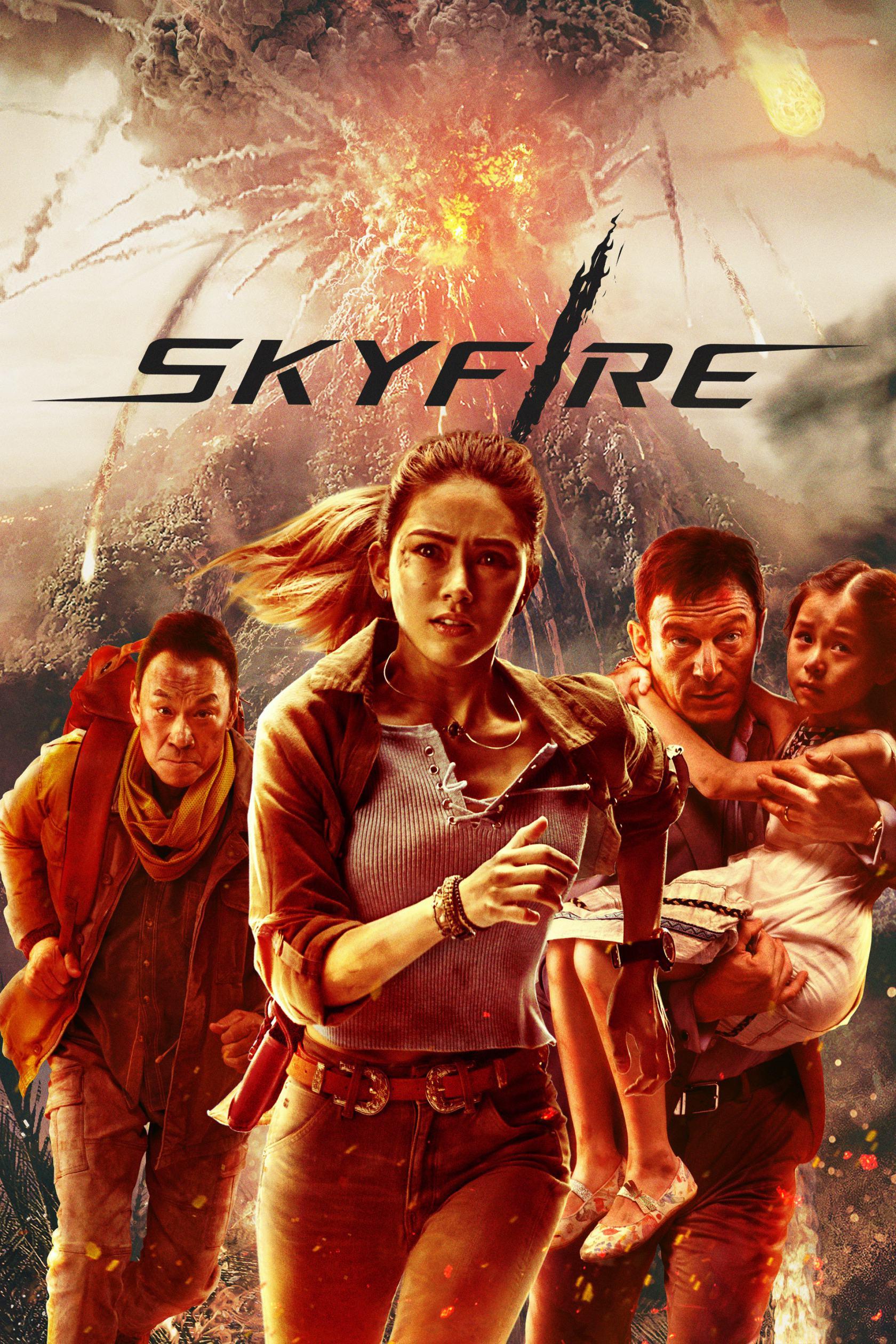 Skyfire Poster #1