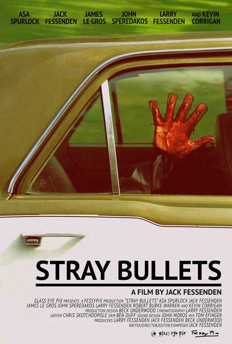 Stray Bullets Poster #1