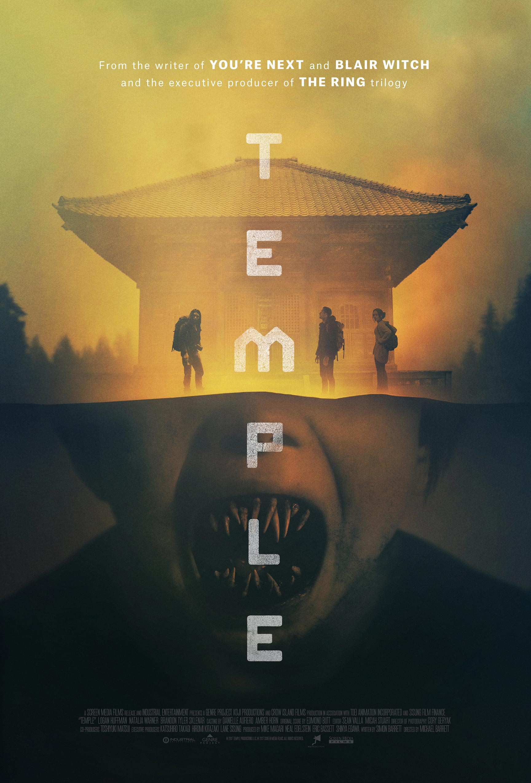 Temple Poster #1