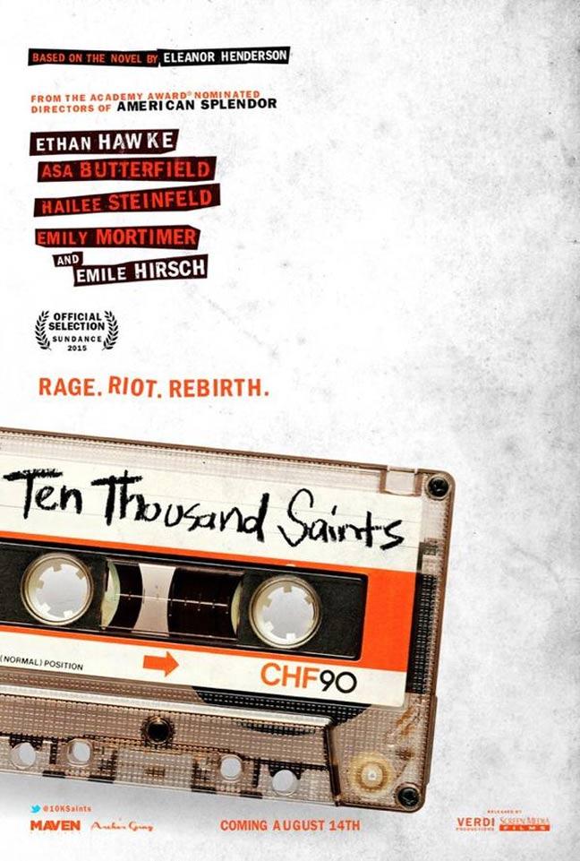 Ten Thousand Saints Poster #1