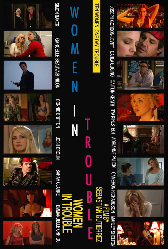 Women in Trouble Poster #2