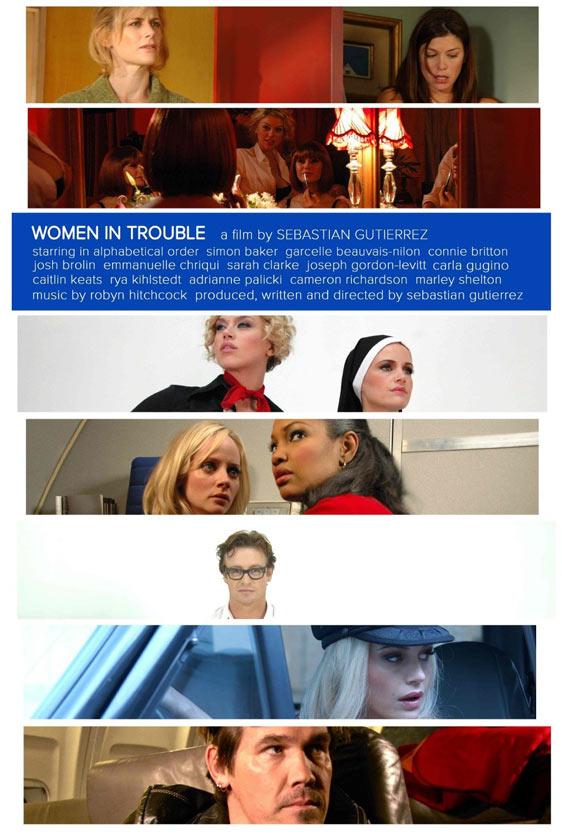 Women in Trouble Poster #3