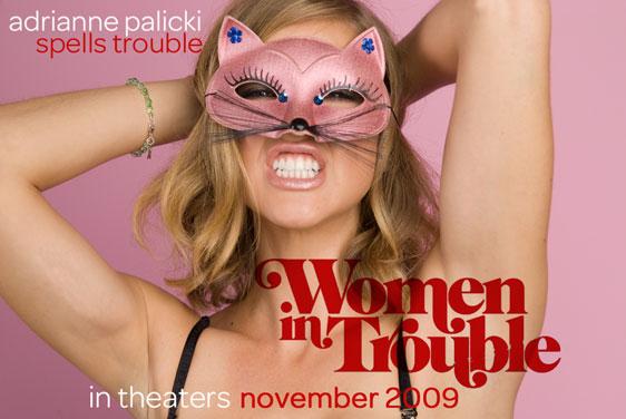 Women in Trouble Poster #5
