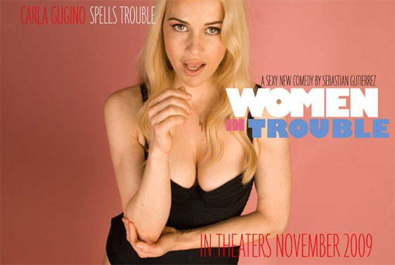 Women in Trouble Poster #8