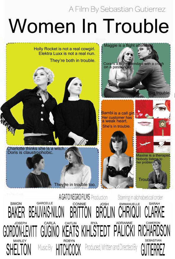 Women in Trouble Poster #1