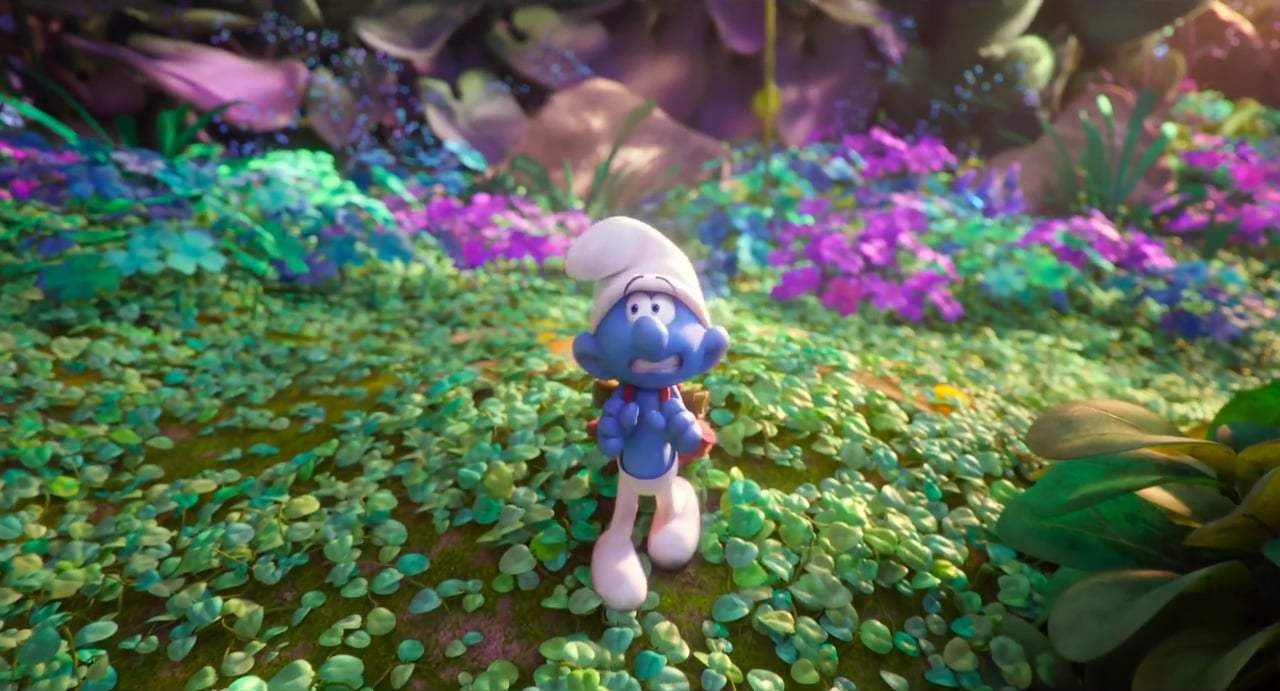 Smurfs: The Lost Village (2017) - Smurf Boarding
