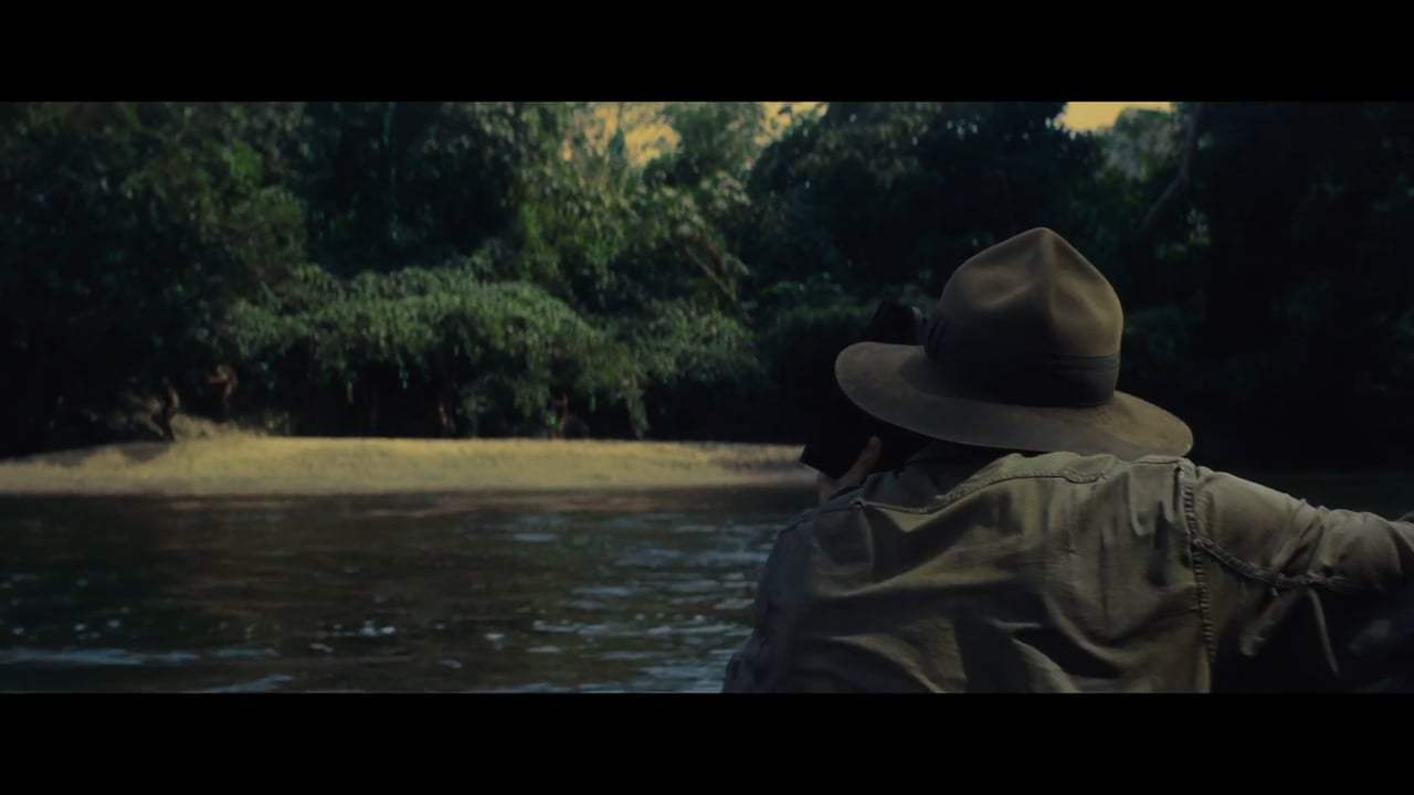 The Lost City of Z (2017) - Out of the Boat