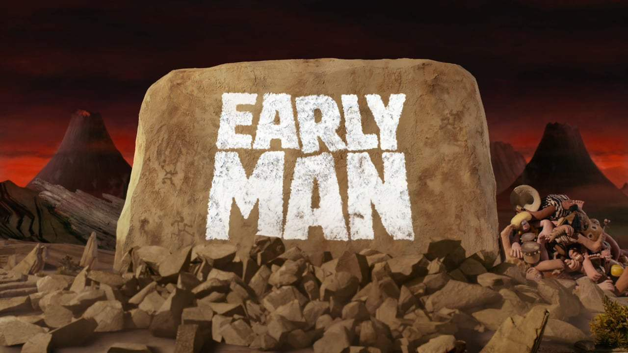 Early Man Teaser Trailer (2018)