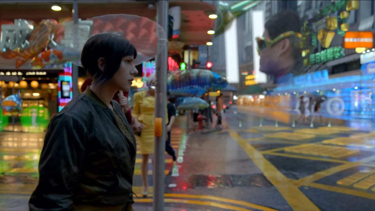 Ghost in the Shell Featurette - The Art of the Film (2017) Screen Capture