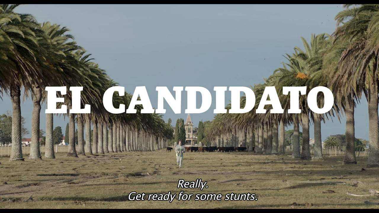 The Candidate Trailer (2016)