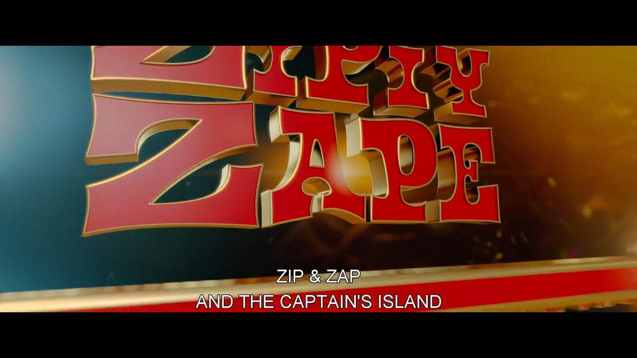 Zip & Zap and the Captain's Island Trailer (2016)