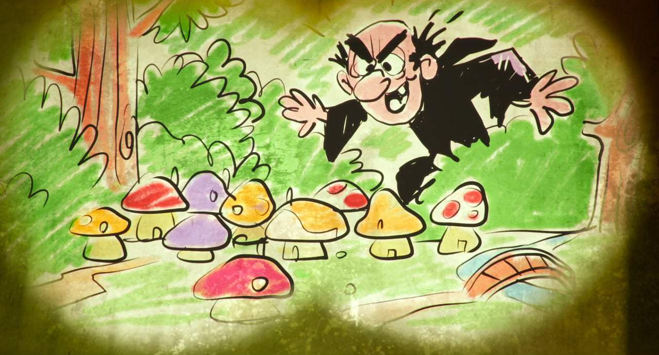 Smurfs: The Lost Village (2017) - Gargamel's Plan