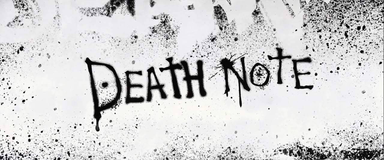 Death Note Trailer (2017)