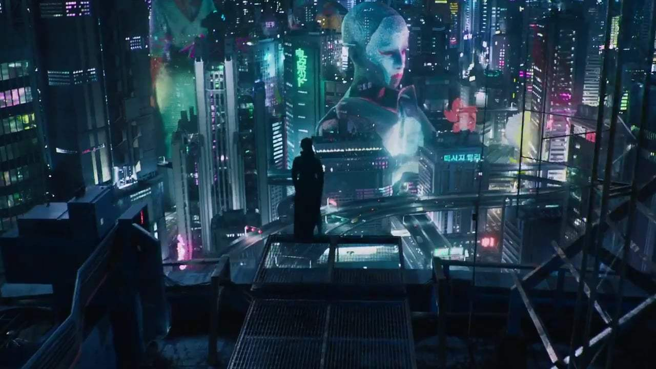 Ghost in the Shell (2017) - First 5 Minutes