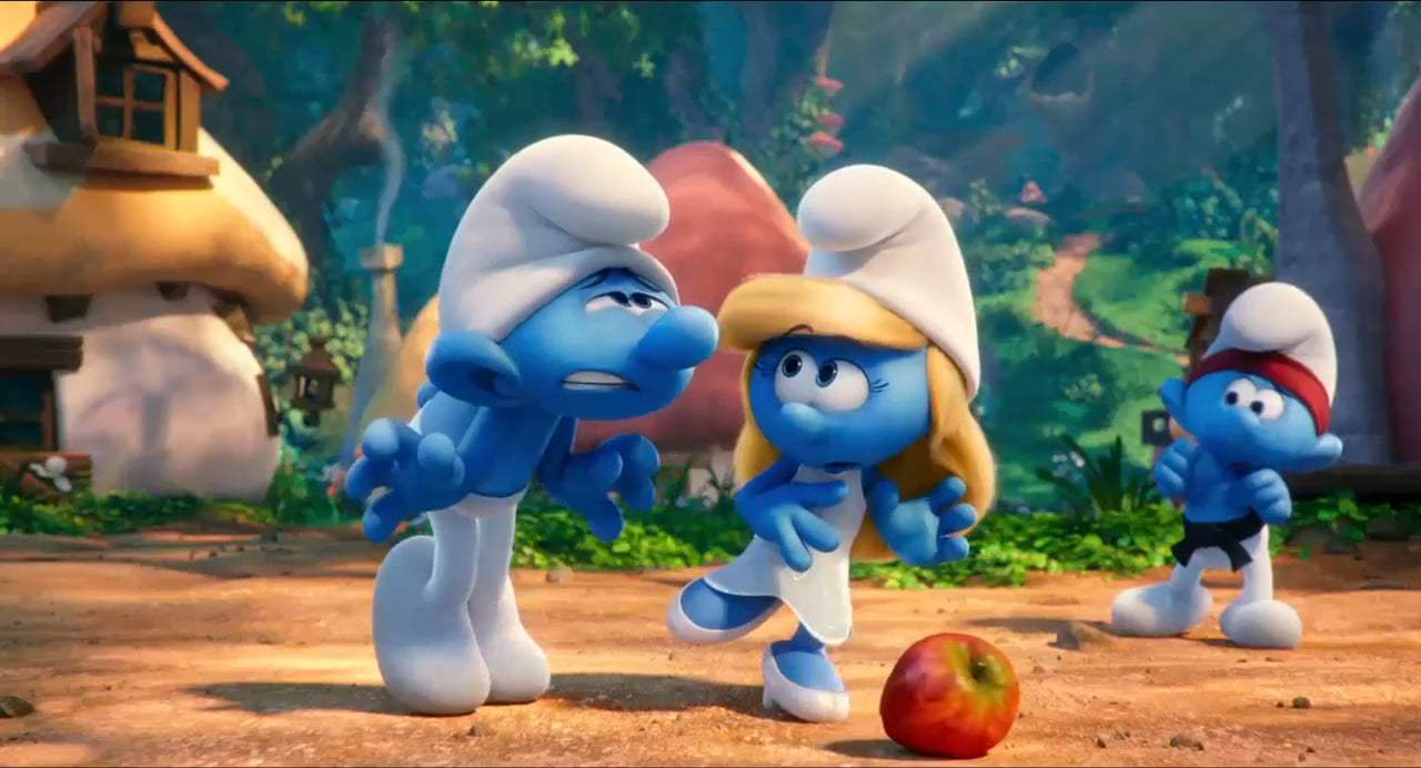 Smurfs: The Lost Village TV Spot - Dudette Story (2017)