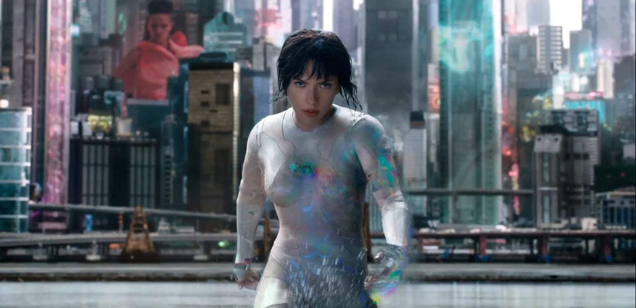 Ghost in the Shell TV Spot - Electrifying (2017)
