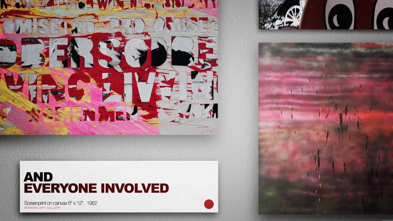 Blurred Lines: Inside the Art World Trailer (2017)