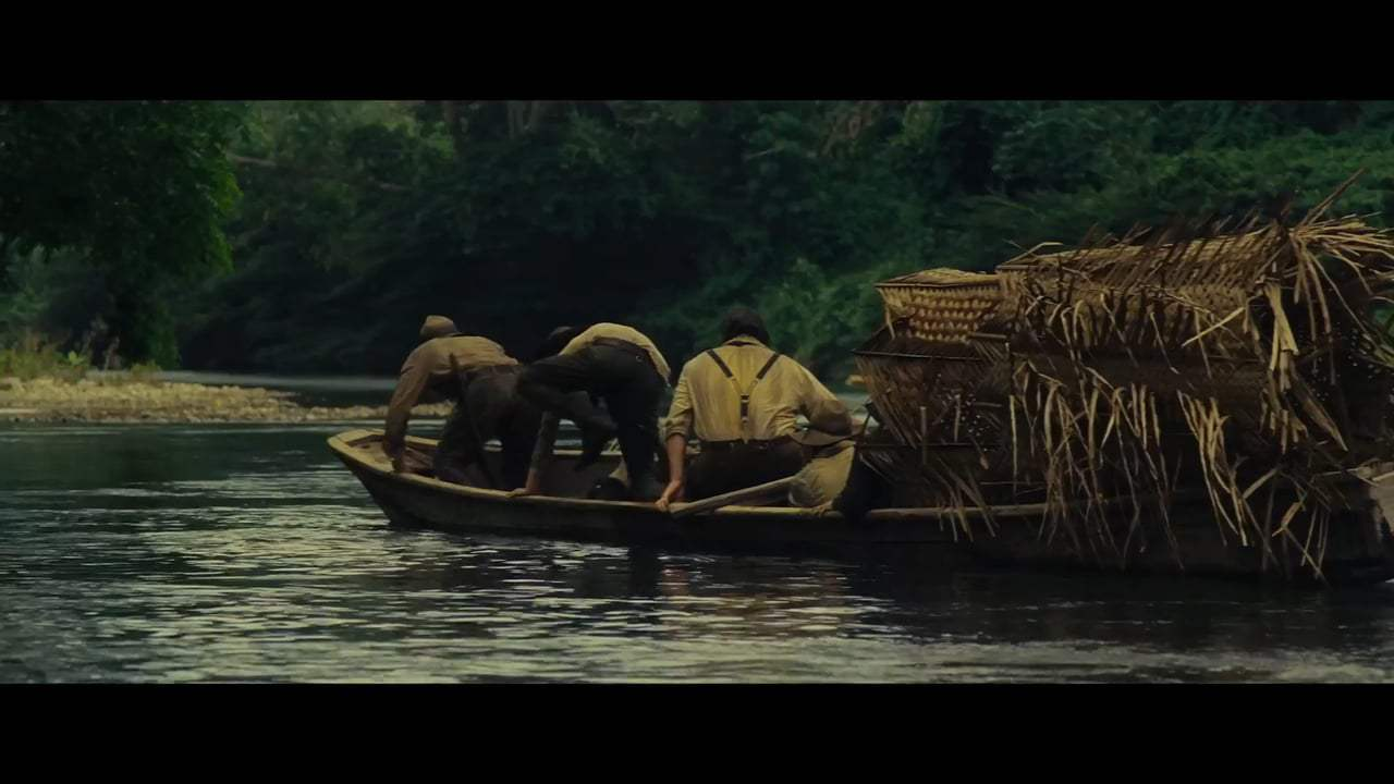 The Lost City of Z Featurette - Inside Look (2017)