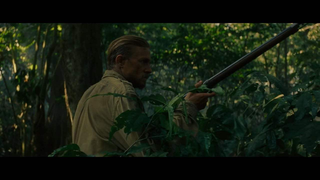 The Lost City of Z TV Spot - True Story (2017)
