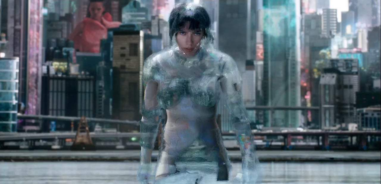 Ghost in the Shell TV Spot - Sound (2017)