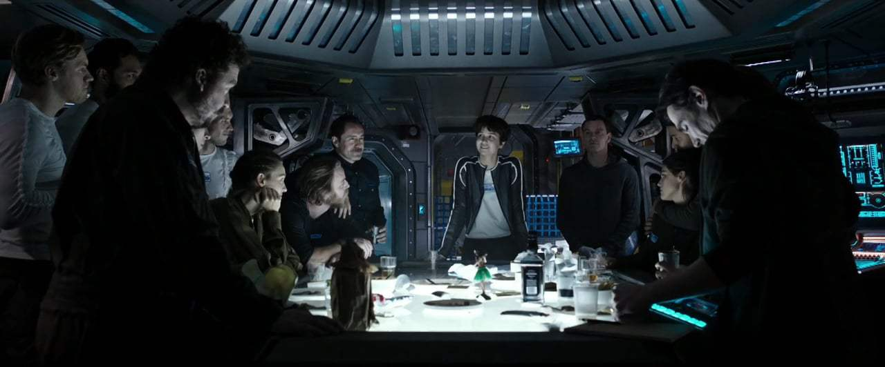 Alien: Covenant TV Spot - Run (2017)
