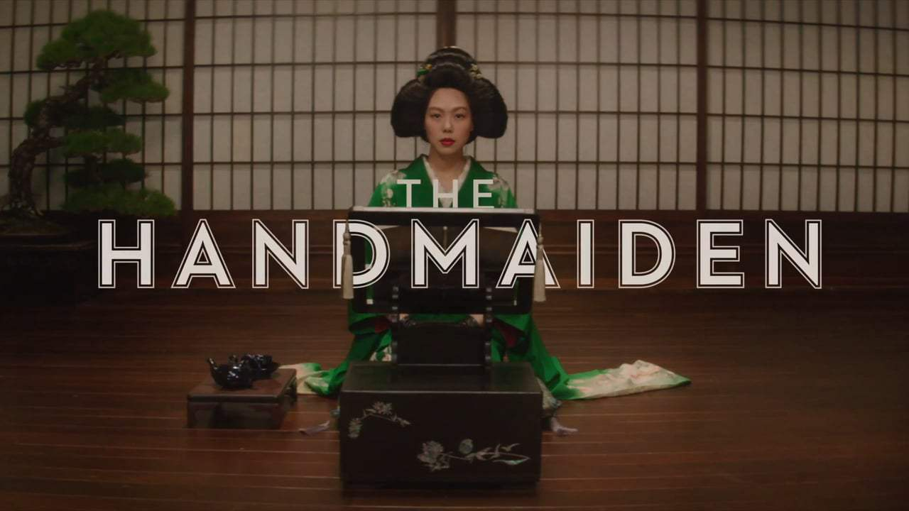 The Handmaiden TV Spot - Dizzying and Exhilarating (2016)