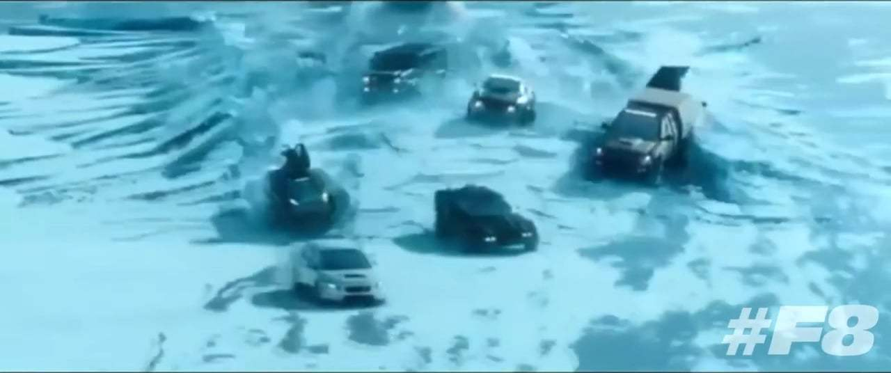 The Fate of the Furious (2017) - Iceland