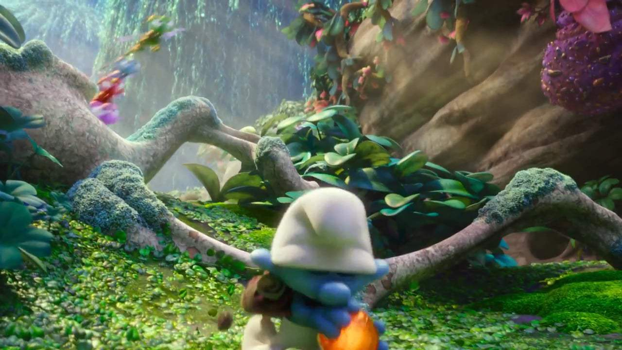 Smurfs: The Lost Village (2017) - Poached Egg