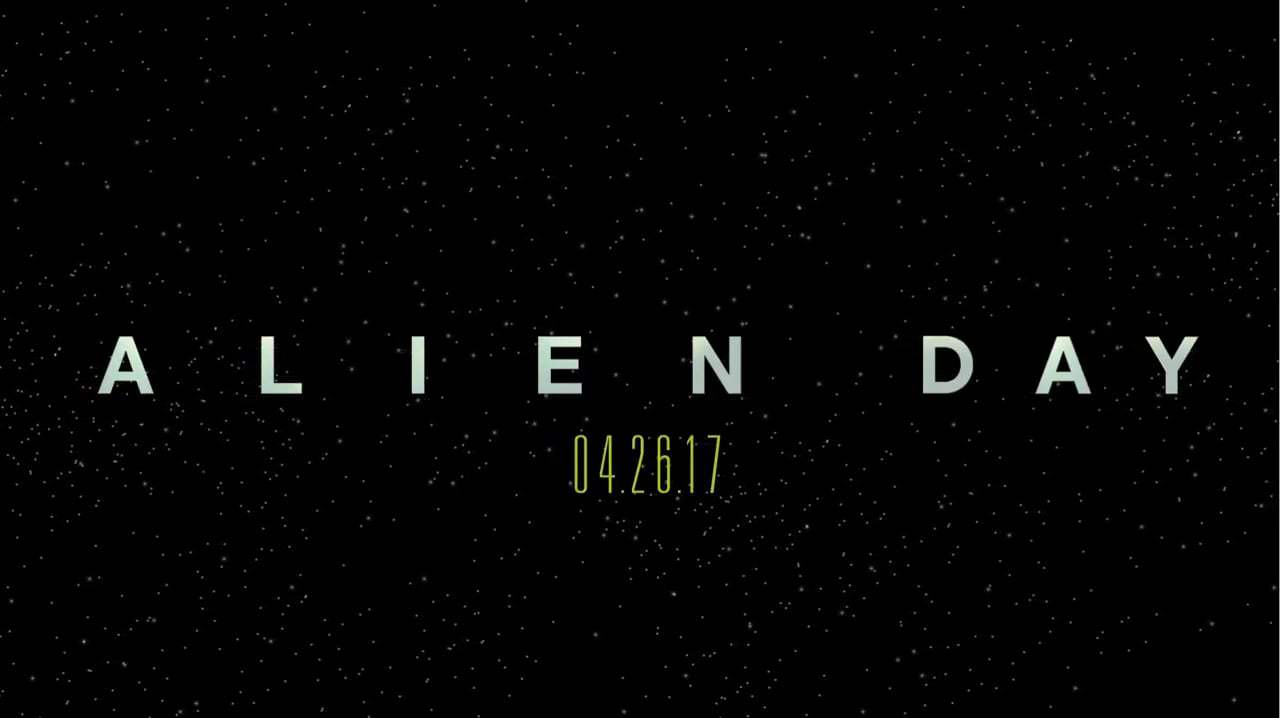 Alien: Covenant Viral - Alien Day (2017)