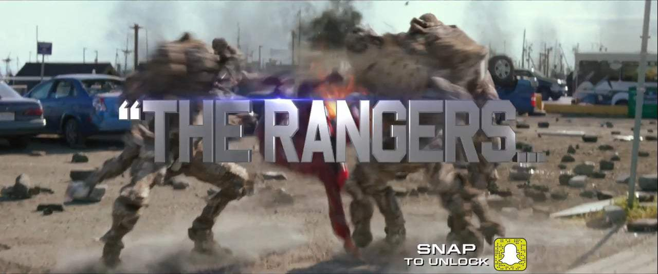 Power Rangers TV Spot - Now Playing III (2017)