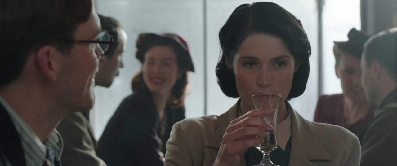 Their Finest (2017) - Girl Talk