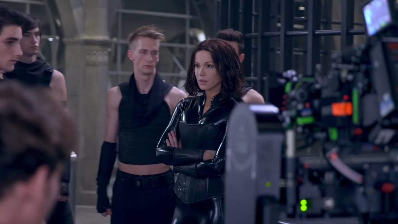 Underworld: Blood Wars Featurette - Working With Kate (2017)