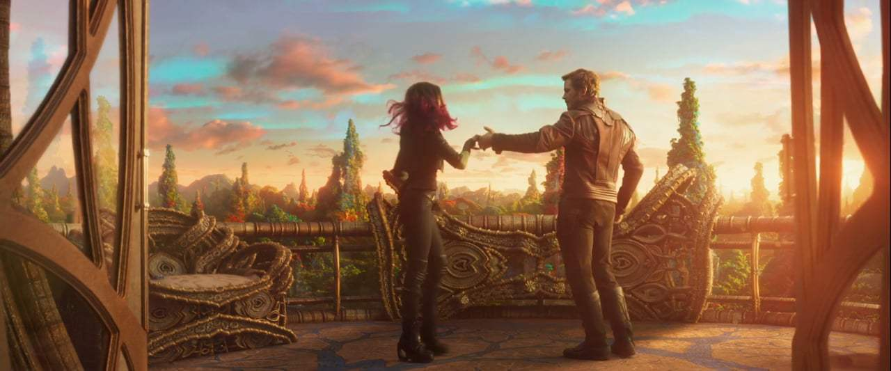 Guardians of the Galaxy Vol. 2 (2017) - Dance With Me