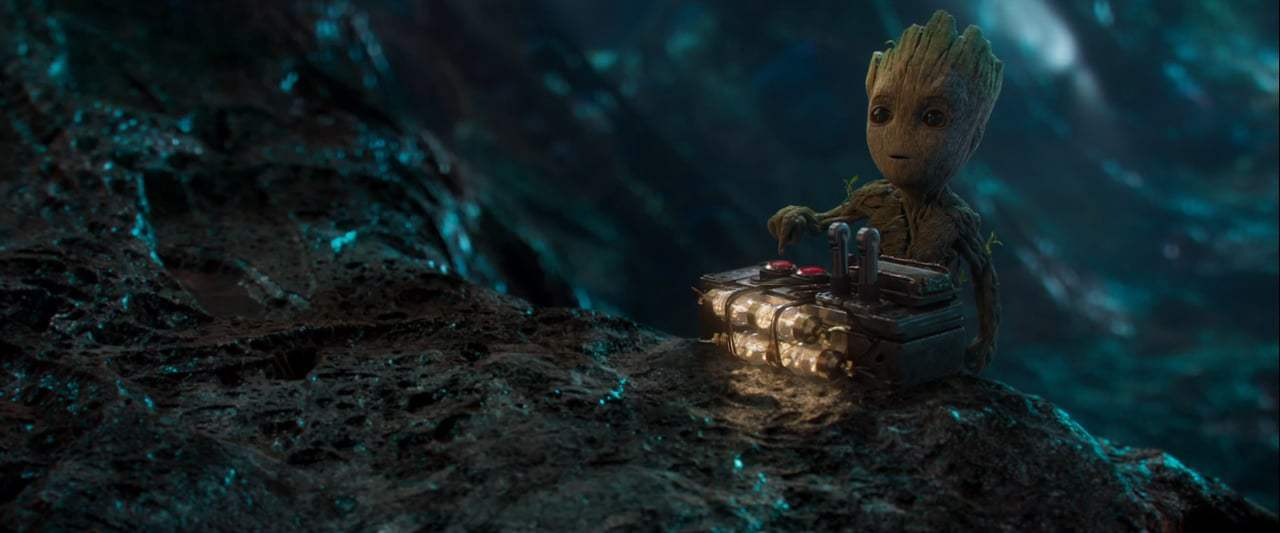 Guardians of the Galaxy Vol. 2 (2017) - Death Button