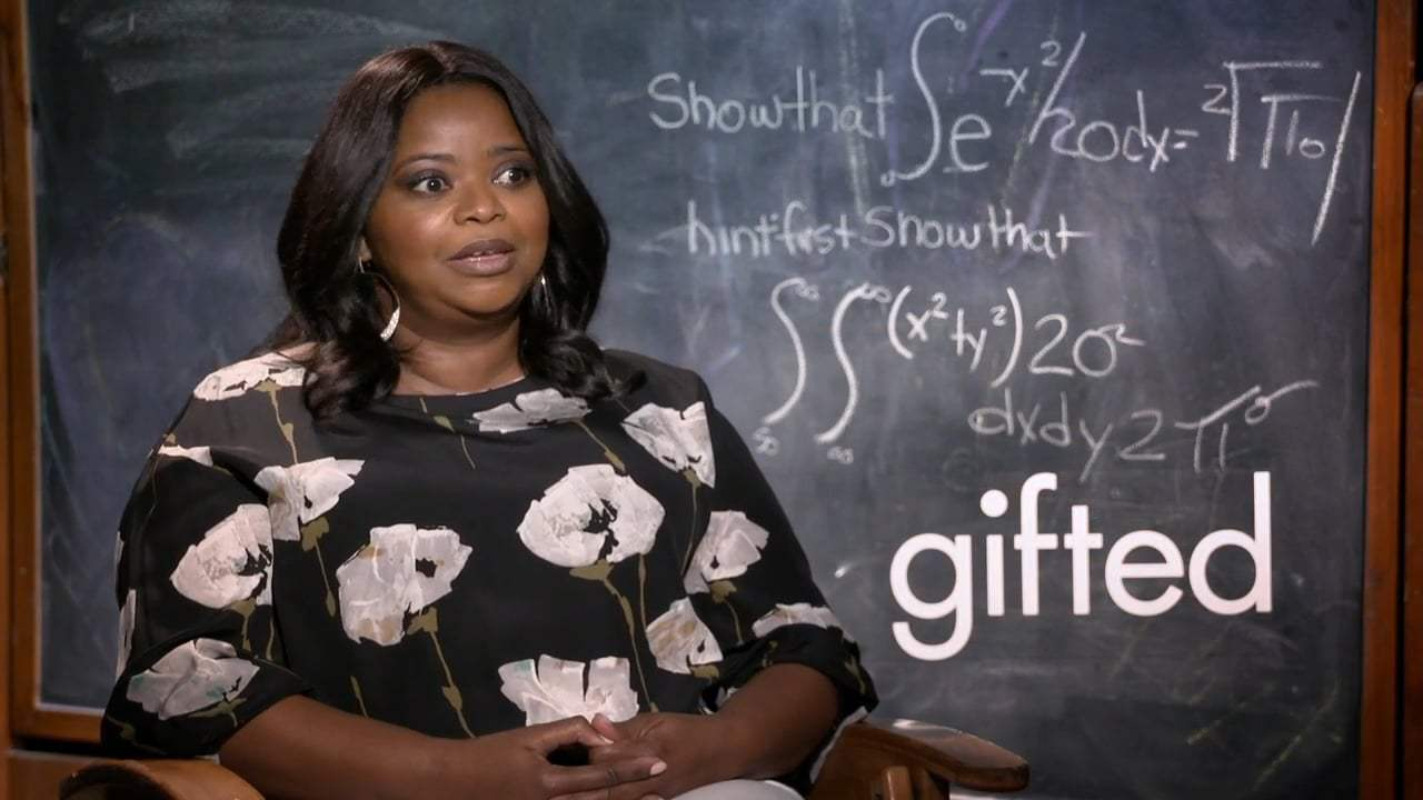 Gifted Featurette - Inside the Equation (2017)