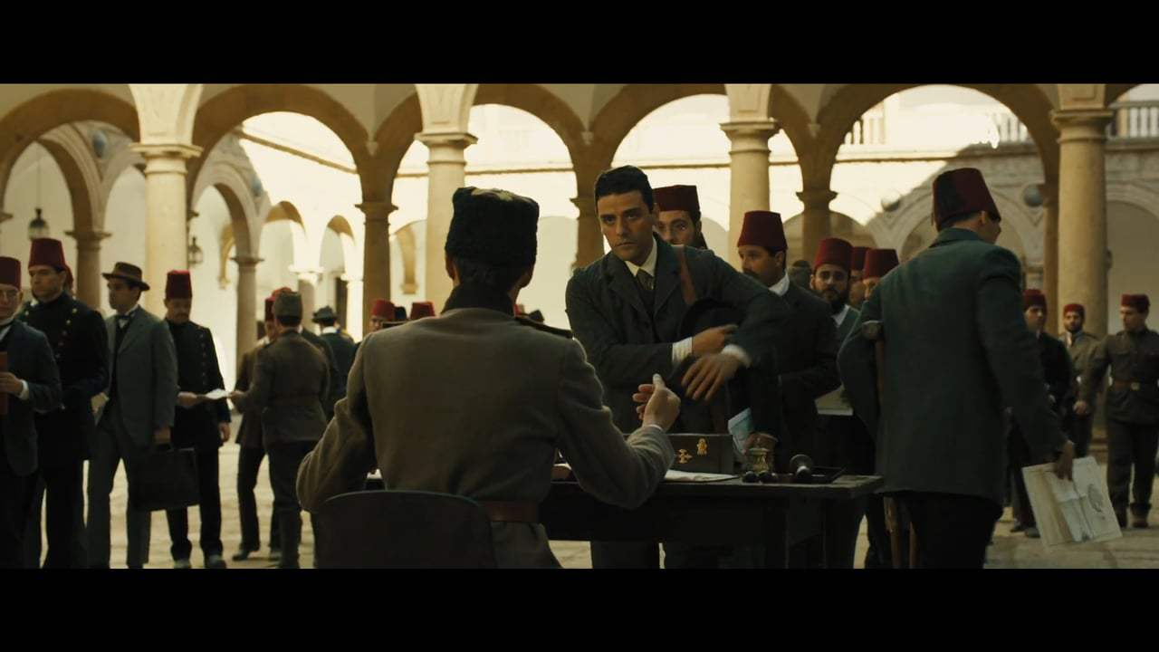 The Promise (2017) - Medical Student Excemption