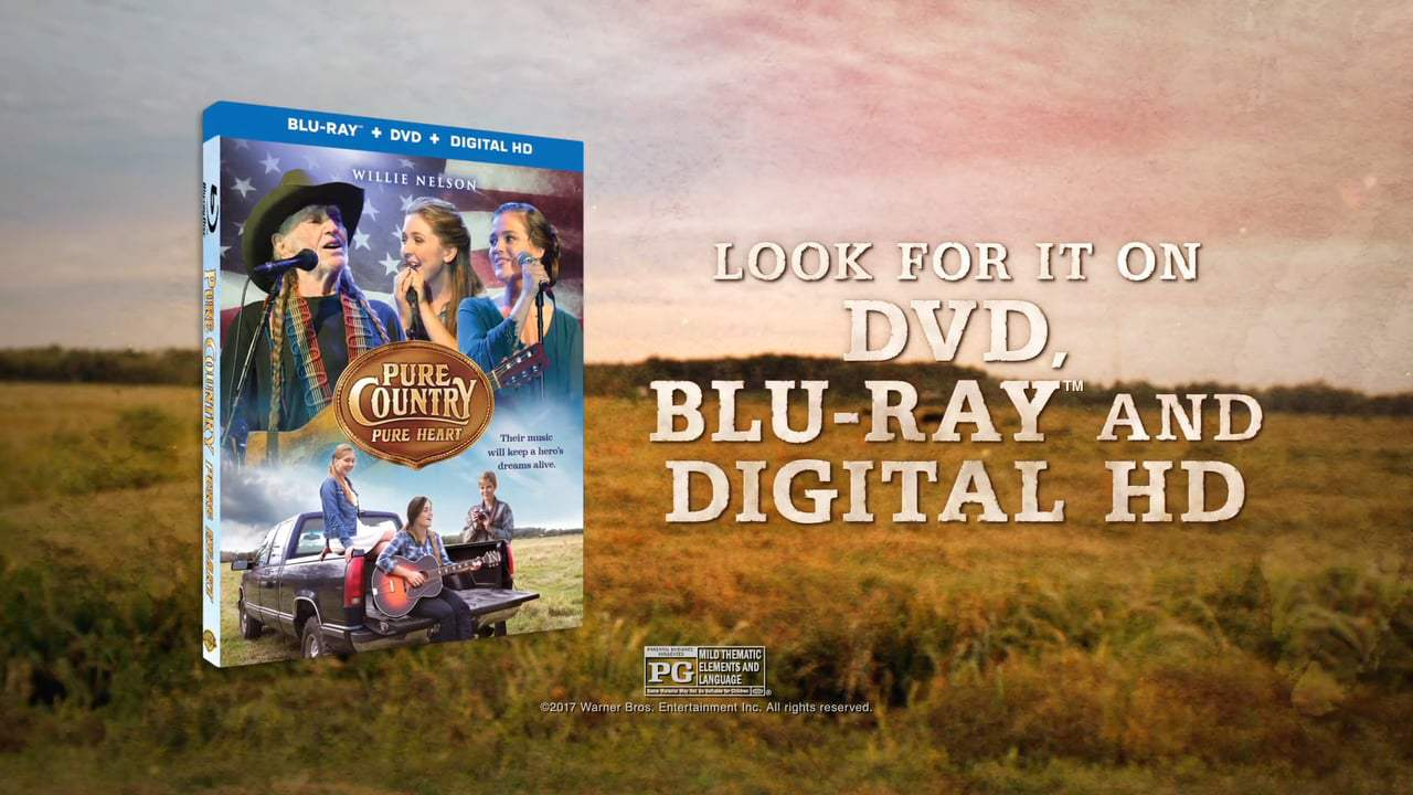 Pure Country: Pure Heart Trailer (2017)