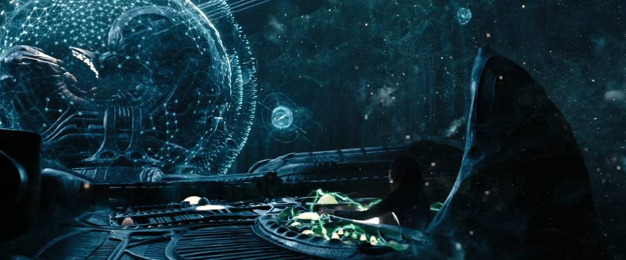 Alien: Covenant Viral - The Crossing (2017)