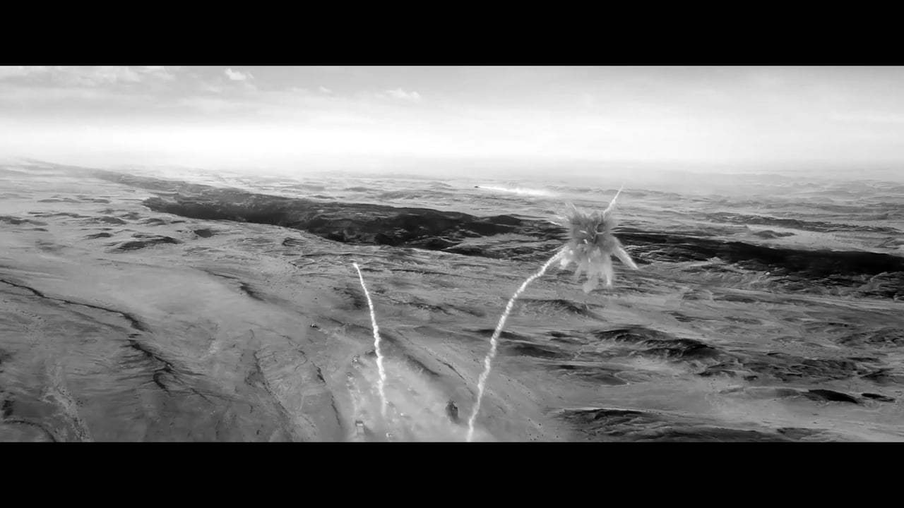 Mad Max: Fury Road Black and Chrome Trailer (2015)