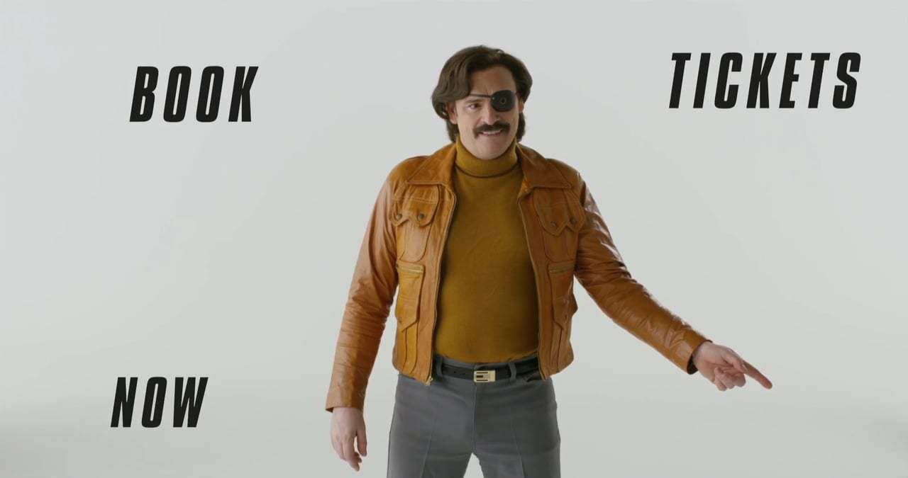 Mindhorn TV Spot - Book Tickets Now (2017)