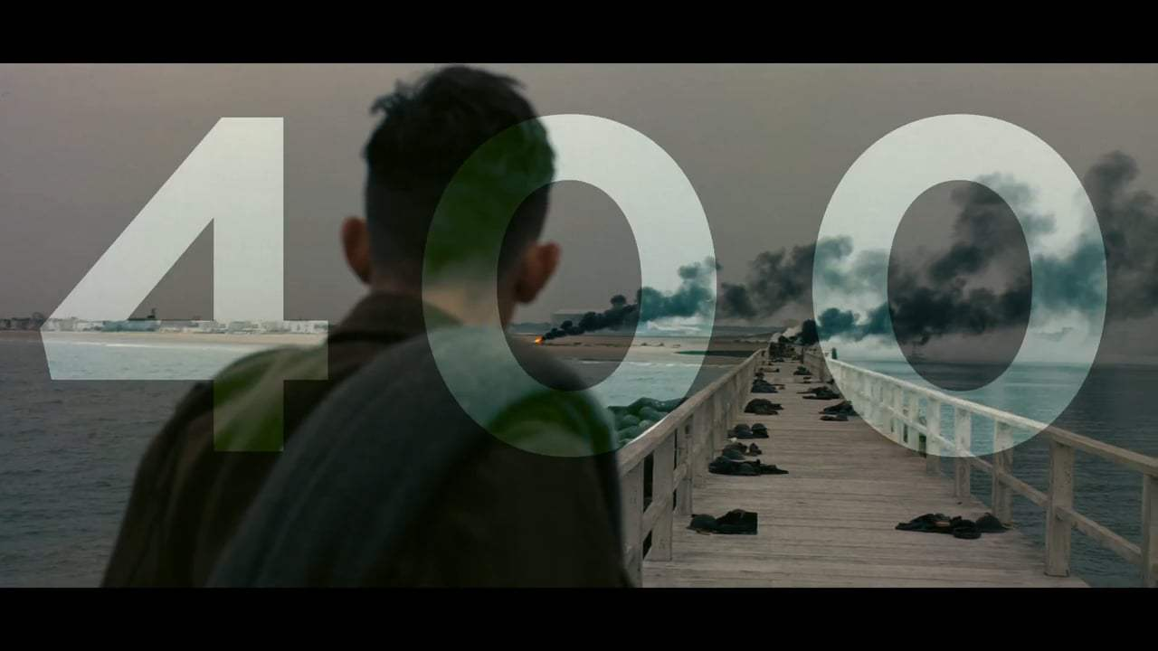 Dunkirk TV Spot - 9 Days (2017)