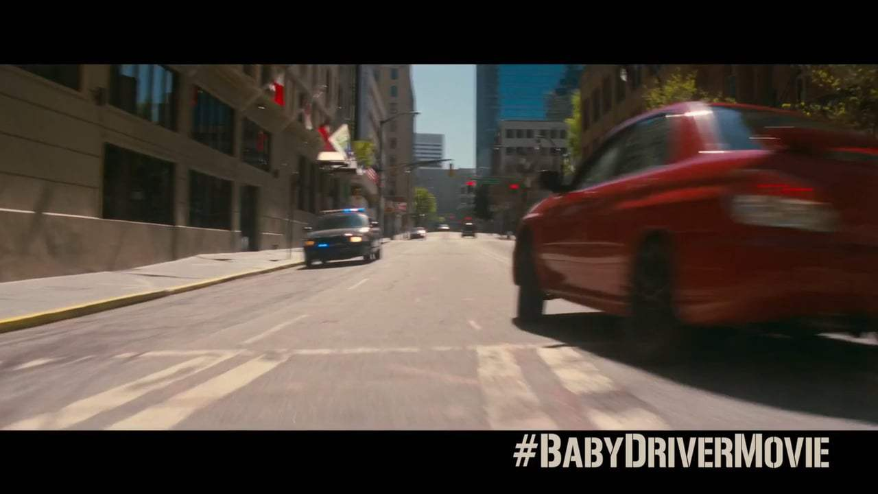 Baby Driver Featurette - Baby (2017)